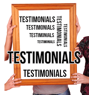 Take A Look At Some Client Testimonials