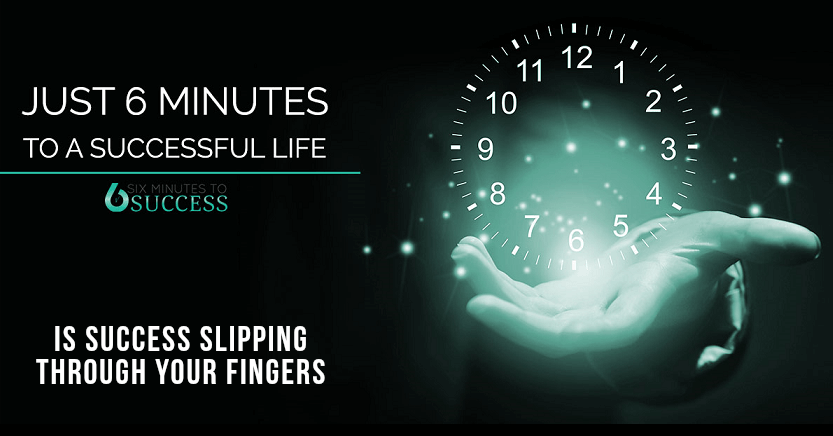 6 Minutes to Success with Bob