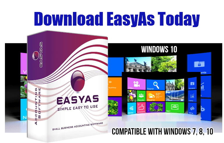 Click Here to Download EasyAs Bookkeeping and Accounting Software